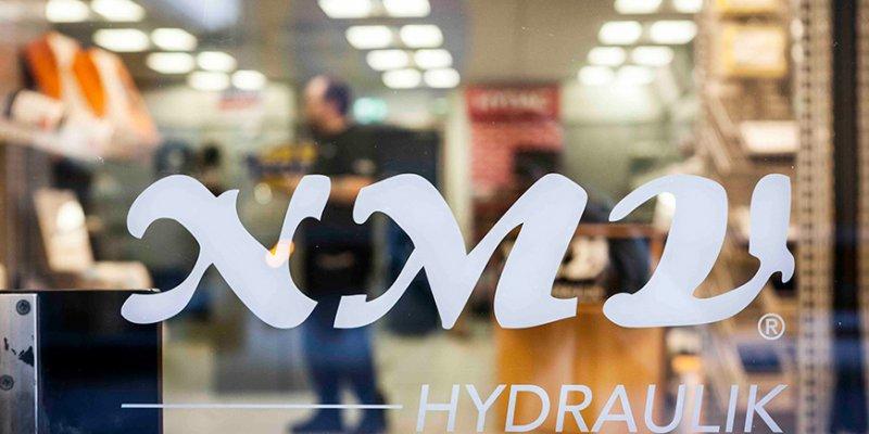 NMV hydraulikbutik och verkstad i Kiruna